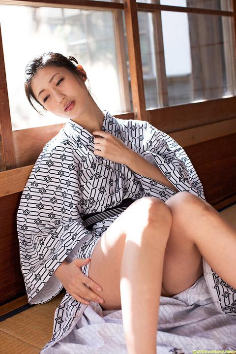 壇蜜 浴衣画像