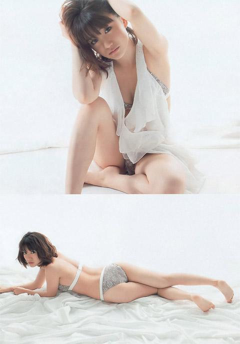 大島優子のお尻画像