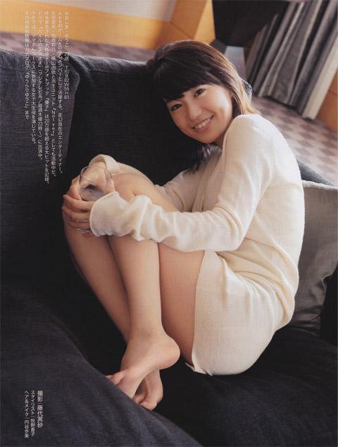 大島優子のかわいい画像