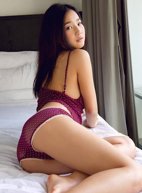 高嶋香帆 お尻画像2
