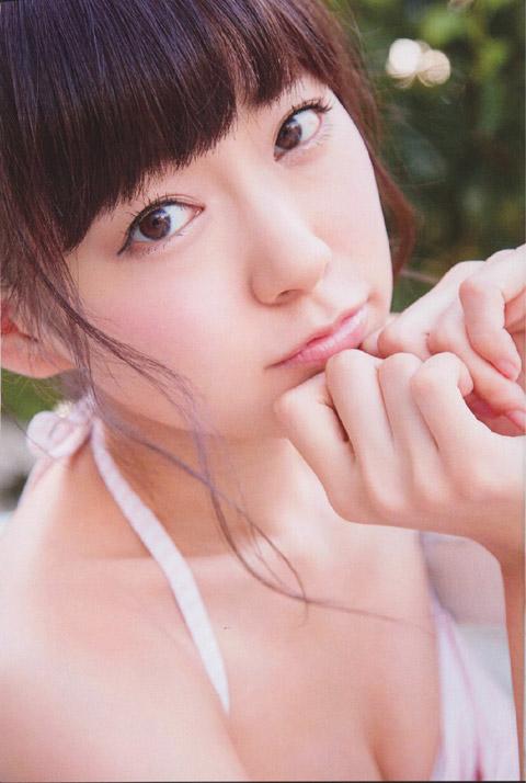 渡辺美優紀 かわいい表情の画像