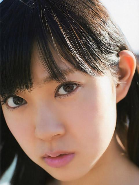 渡辺美優紀 顔アップ画像