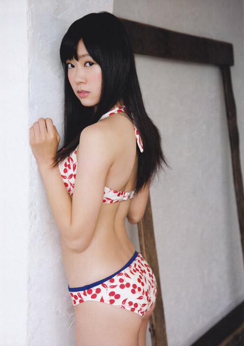 渡辺美優紀 お尻画像1