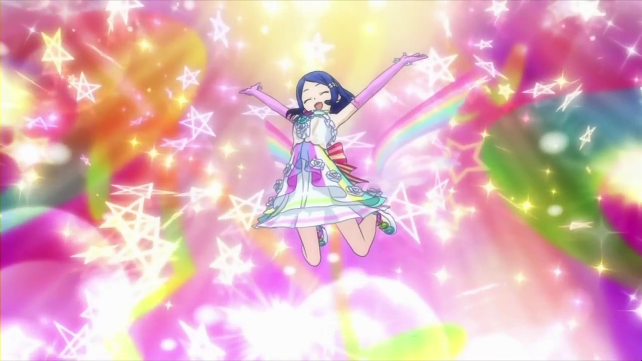 Pretty Rhythm Rainbow Live プリティーリズム・レインボーライブ りんね「gift」