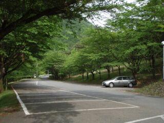 20120520遍妙の滝駐車場
