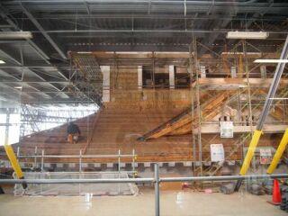 20120524姫路城工事中