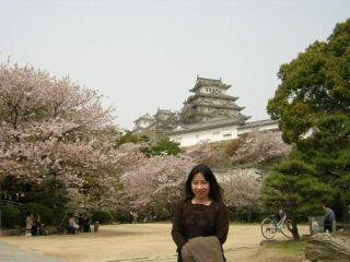 20060418姫路城直美