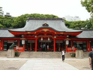 20120602異人館めぐり湊川神社