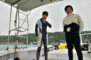 20111115酒井さんと私