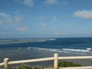 20120607東平安名崎岩礁波