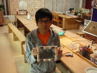 20120610海宝館貝殻細工
