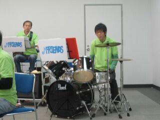 20120311スプリングコンサートドラム