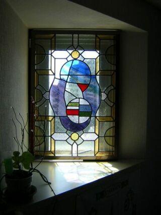 ステンド窓写し絵2