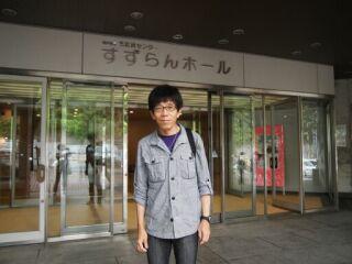 20120715すずらんホール玄関恒