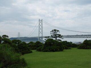 20120720舞子ビラから明石海峡大橋