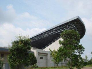 三木防災公園競技場