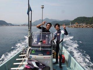 20120726陽介さんと私