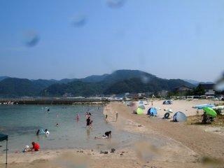 20120727竹野浜ホテルピーチ