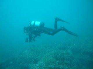 20120802ビデオ撮影する中島さん