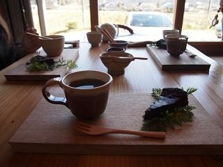 20121203三心五観コーヒー&デザート