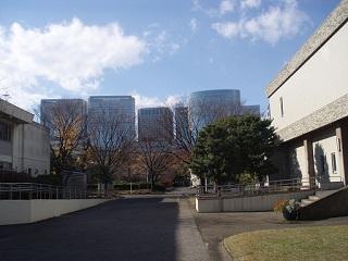 20121209東京海洋大学キャンパス