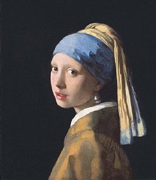 フェルメール・真珠の耳飾りの少女