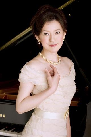 仲道祐子ピアニスト