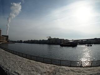 20121221県立美術館裏側景色