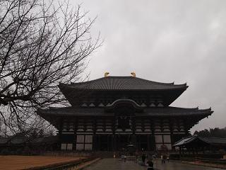 20121222東大寺大仏殿