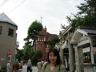 神戸美術館風見鶏の館直美
