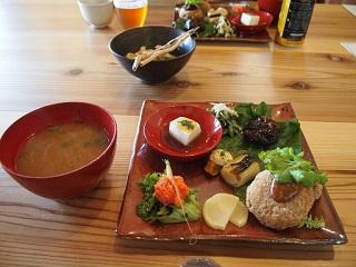 20130107三心五観メイン料理