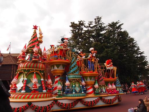 20131211開園30周年昼パレード