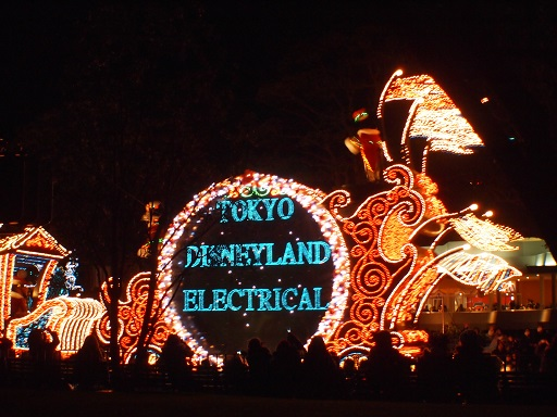 20131211開園30周年夜パレード
