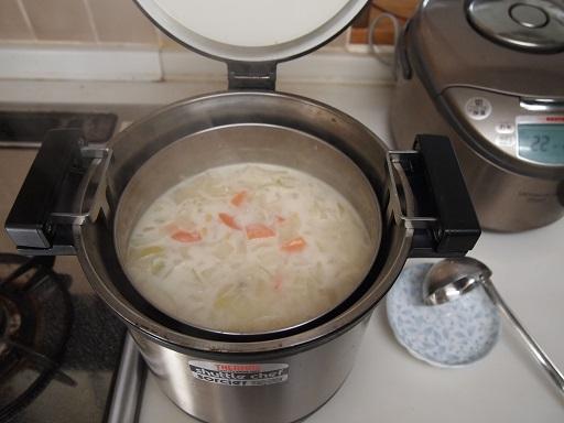 重ね煮クリームシチュー