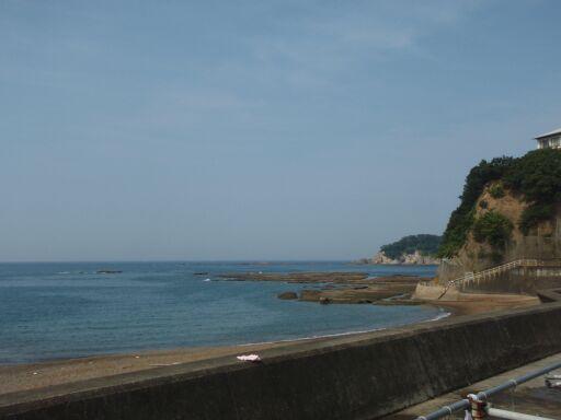 20100922南部の海風景