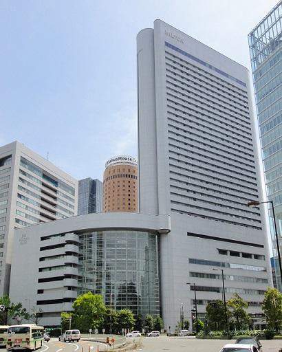 大阪ヒルトンホテル