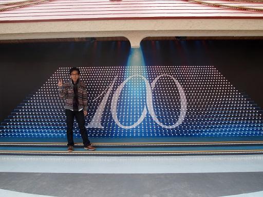 20140106宝塚大劇場100周年階段