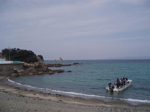 20070316白浜の海景色