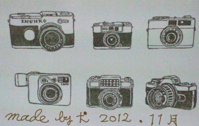 カメラs①