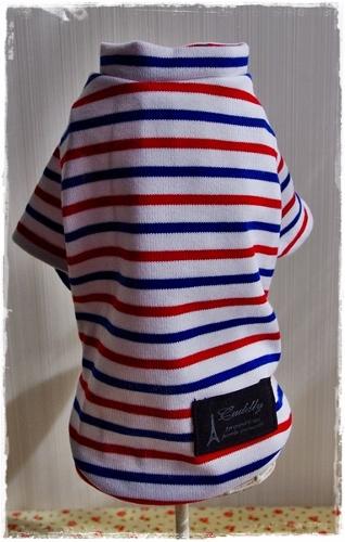 トリコロールTシャツ① (318x500)