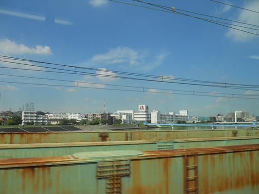 鶴見川越え