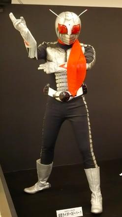 ガンバライド×ダイスオーDX ヒーロークエスト2013 シャバドゥビミッション 仮面ライダースーパー1