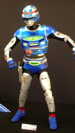 ガンバライド×ダイスオーDX ヒーロークエスト2013 シャバドゥビミッション 宇宙刑事シャイダー