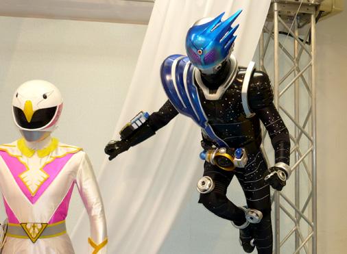 ガンバライド×ダイスオーDX ヒーロークエスト2013 シャバドゥビミッション 仮面ライダーメテオ