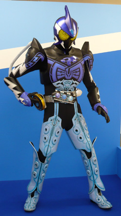 ガンバライド×ダイスオーDX ヒーロークエスト2013 シャバドゥビミッション 仮面ライダーオーズ シャウタコンボ