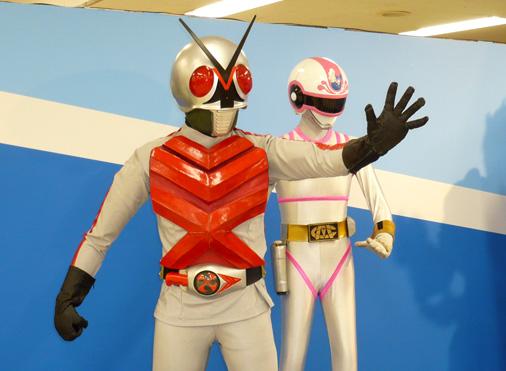 ガンバライド×ダイスオーDX ヒーロークエスト2013 シャバドゥビミッション 仮面ライダーX