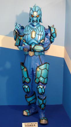 ガンバライド×ダイスオーDX ヒーロークエスト2013 シャバドゥビミッション ウラタロスイマジン