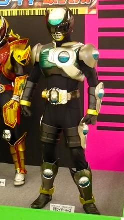 ガンバライド×ダイスオーDX ヒーロークエスト2013 シャバドゥビミッション 仮面ライダーバース