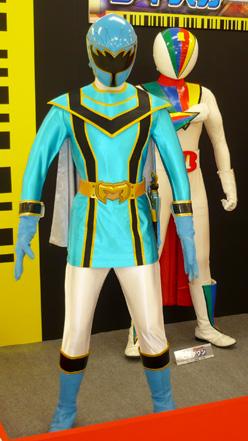 ガンバライド×ダイスオーDX ヒーロークエスト2013 シャバドゥビミッション 魔法戦隊マジレンジャー マジブルー