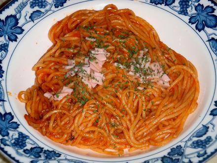 11P6050020スパゲティ イタリアン